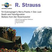 R. Strauss: Tone Poems by Various Artists