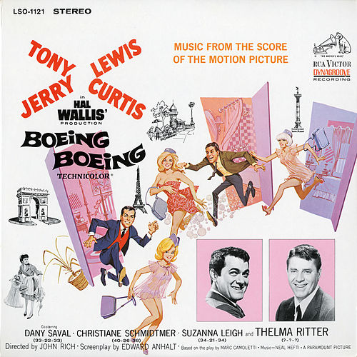 Play & Download Boeing Boeing by Neal Hefti | Napster