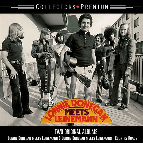 Play & Download Lonnie Donegan meets Leinemann & Country Roads (Collectors Premium) by Lonnie Donegan | Napster