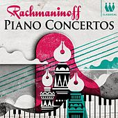 Rachmaninoff - Piano Concertos by Various Artists