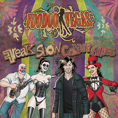 Freak Show Candy Floss by Voodoo Vegas