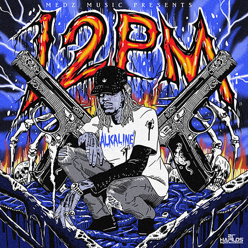 12pm (Living Good) - Single by Alkaline