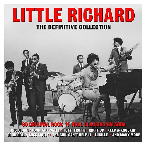 The Definitive Collection von Little Richard