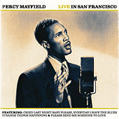 Percy Mayfield Live in San Francisco (Live) von Percy Mayfield