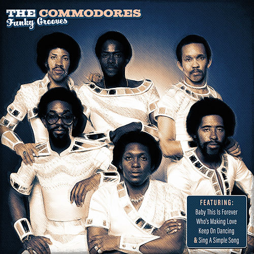Funky Grooves de The Commodores