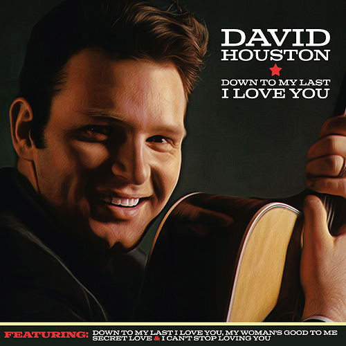 Down to My Last I Love You by David Houston