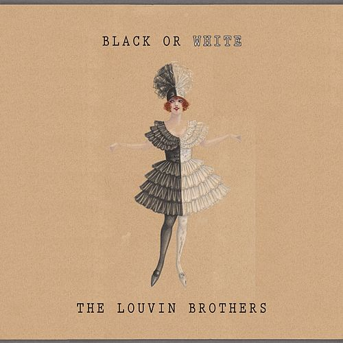 Black Or White von The Louvin Brothers