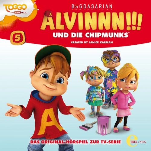 Folge 5: Meine verrückter Schwester (Original Hörspiel zur TV-Serie) von Alvinnn!!! und die Chipmunks