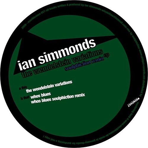 The Wendelstein Variations EP by Ian Simmonds