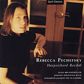 Harpsichord Recital by Rebecca Pechefsky