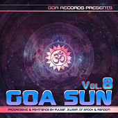 Goa Sun v.8 Progressive & PsyTrance by Pulsar, Zweep, Dr. Spook & Random by Various Artists
