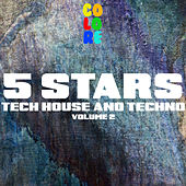 5 Stars Tech House and Techno, Vol. 2 by Various Artists