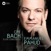 Bach, C.P.E.: Flute Concertos by Emmanuel Pahud