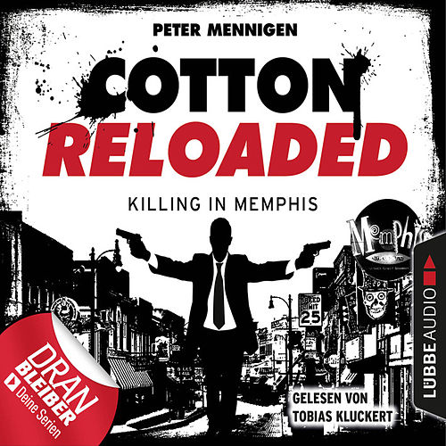 Cotton Reloaded, Folge 49: Killing in Memphis von Jerry Cotton
