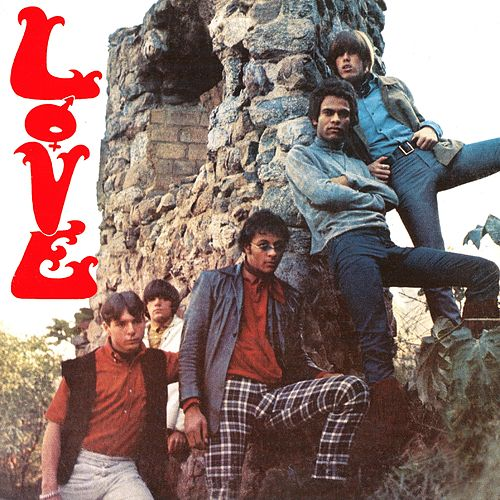 Love 1st Album by Love
