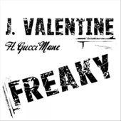 Freaky Single by J. Valentine
