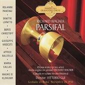Play & Download Wagner: Parsifal by Orquesta de la Radio Italiana Roma | Napster