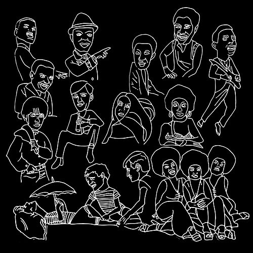 Je T'aime by Romare