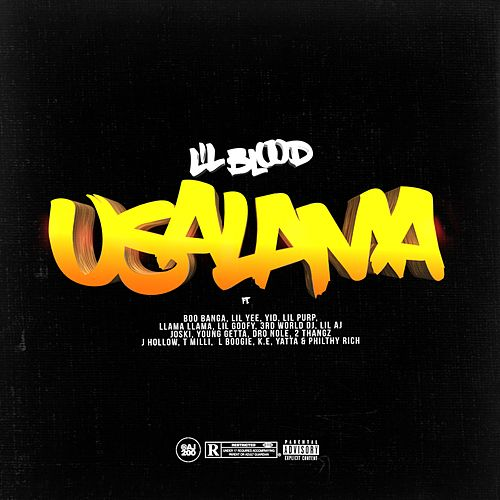 Play & Download Usalama (feat. Boo Banga, Lil Yee, Yid, Lil Purp, Llama Llama, Lil Goofy, 3rd World DJ, Lil AJ, Joski, Young Getta, Dro Nole, 2 Thangz, J Hollow, T Milli, L Boogie, by Lil Blood | Napster