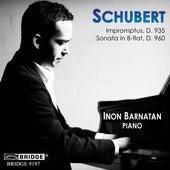 Play & Download SCHUBERT: Impromptus 5-8 / Piano Sonata No. 21 by Inon Barnatan | Napster