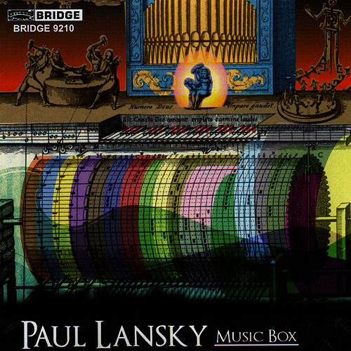 Play & Download LANSKY: Music Box / Chatter of Pins / The Joy of F sharp minor / Composition Project for Seniors / On F by Paul Lansky | Napster