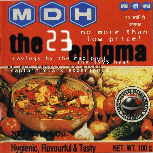 The 23Enigma by Various Artists