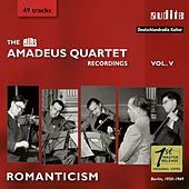 Play & Download Romanticism (The RIAS Amadeus Quartet Recordings, Vol. V) by Various Artists | Napster