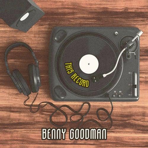 This Record von Benny Goodman