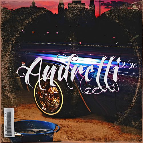 Andretti 9/30 by Curren$y