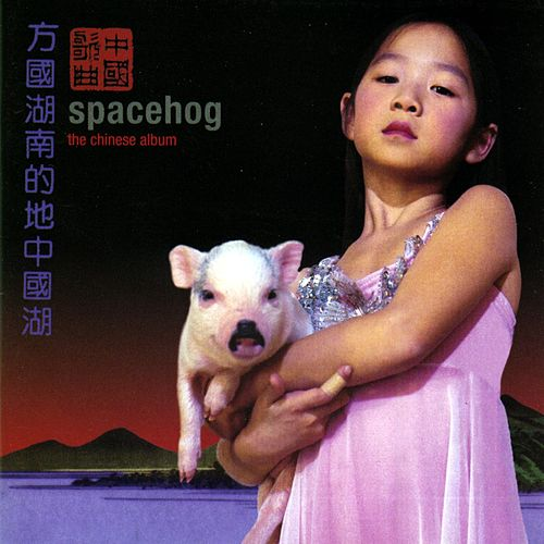 The Chinese Album by Spacehog