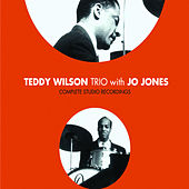 Play & Download Complete Studio Recordings with Jo Jones (Bonus Track Version) by Teddy Wilson | Napster