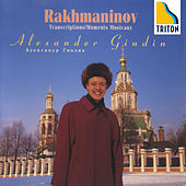 Play & Download Rachmaninov: Moments Musicaux & Transcriptios by Alexander Ghindin | Napster