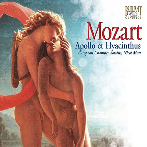Mozart: Apollo et Hyacinthus, K. 38 by Nicol Matt