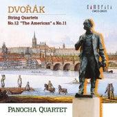 Play & Download Dvorak: String Quartets No. 12 ''The American'' & No. 11 by Panocha Quartet | Napster