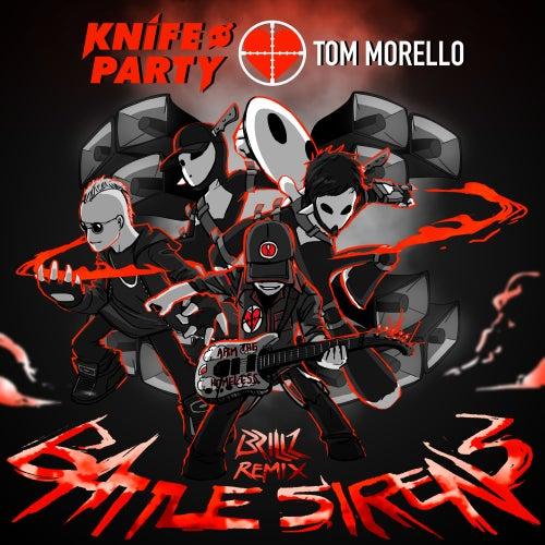 Battle Sirens (Brillz Remix) by Tom Morello - The Nightwatchman