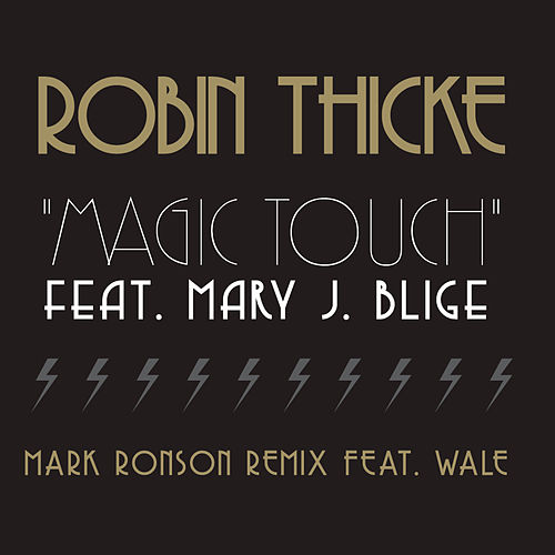 Magic Touch (Mark Ronson Remix) by Robin Thicke