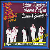 Live In Las Vegas 1991 by Eddie Kendricks