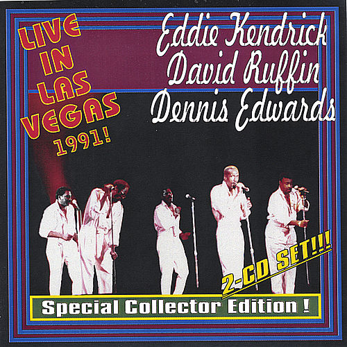 Play & Download Live In Las Vegas 1991 by Eddie Kendricks | Napster