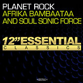 Play & Download Planet Rock by Afrika Bambaataa | Napster