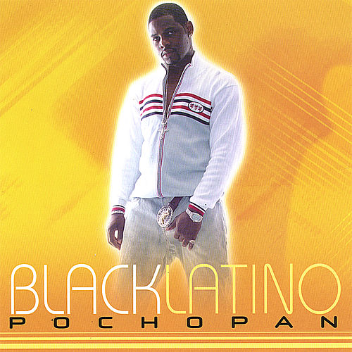 Black Latino by Pocho Pan