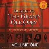 Play & Download Tribute to the Grand Ole Opry - Vol. 1 by Various Artists | Napster