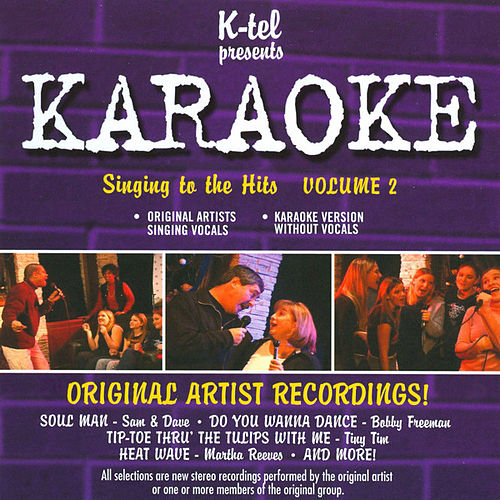 Play & Download Karaoke: Volume 2 - Singing to the Hits by Various Artists | Napster