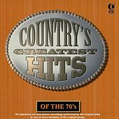 Play & Download Country's Greatest Hits of the 70's by Various Artists | Napster