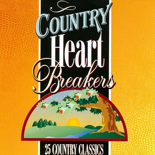 Country Heartbreakers by Various Artists