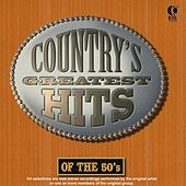Play & Download Country's Greatest Hits of the 50's by Various Artists | Napster