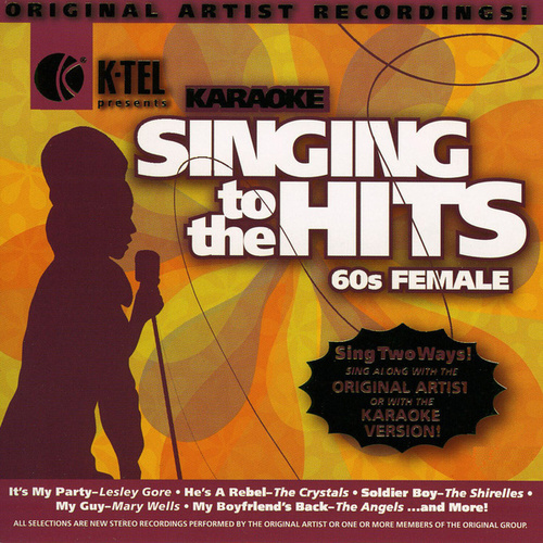 Play & Download Karaoke: 60's Female - Singing to the Hits by Various Artists | Napster
