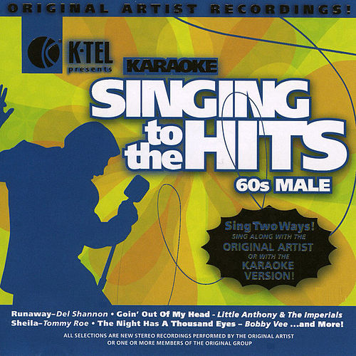 Play & Download Karaoke: 60's Male - Singing to the Hits by Various Artists | Napster