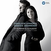 Play & Download Schumann & Schubert - Transcriptions for Clarinet & Harp by Anneleen Lenaerts | Napster
