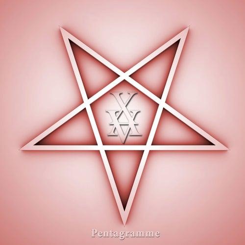 Pentagramme by Xavier Boscher