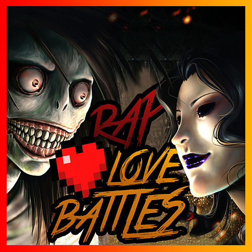 Jeff the Killer X Jane the Killer - Love Battles de Kronno Zomber
